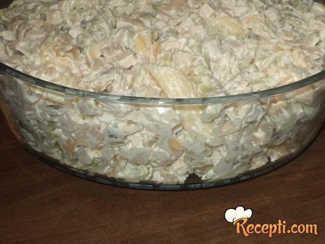Salata sa testeninom (3)