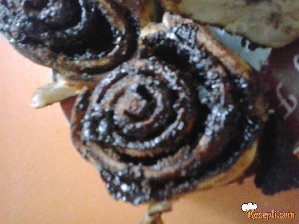 Kolač *Crna ruža*