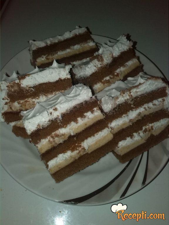 Čoko-moko torta (2)