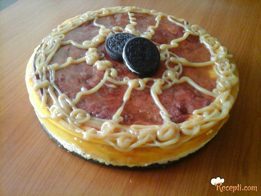 Oreo pečeni cheesecake