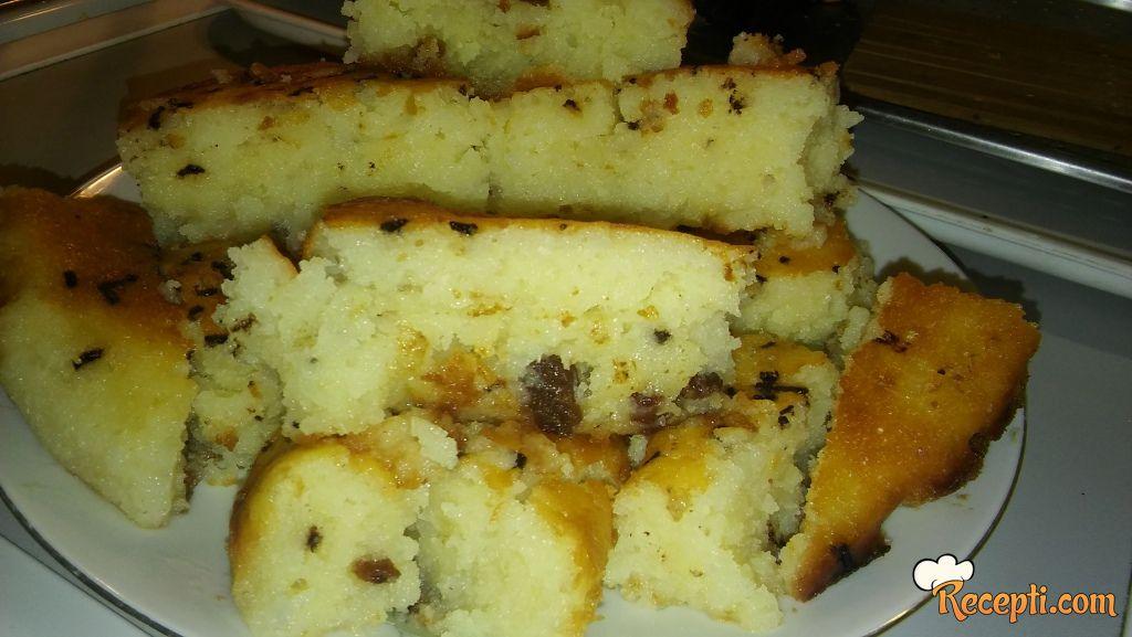 Preliveni kolač (3)
