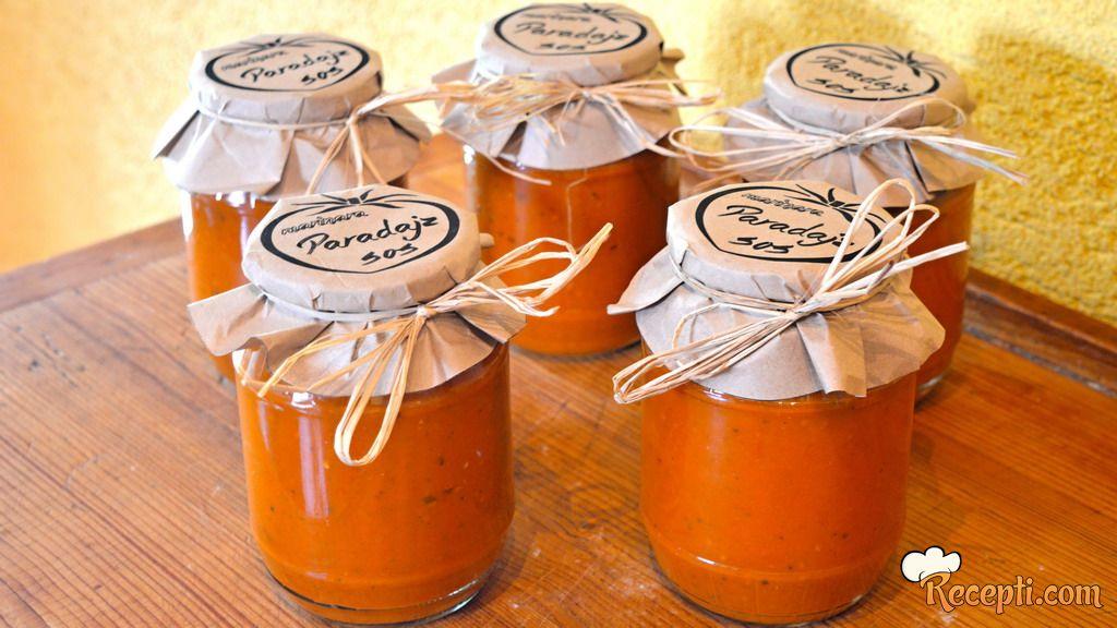 Marinara sos od paradajza