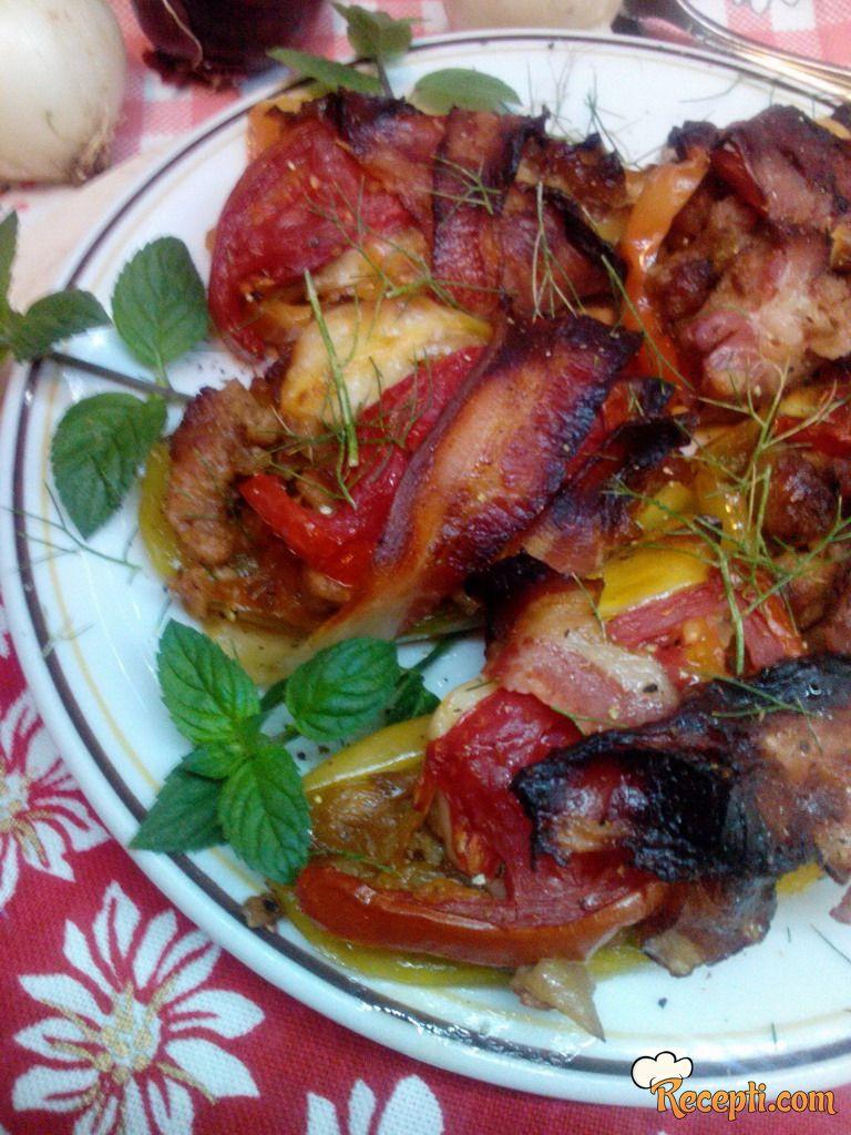 Gurmanske punjene paprike