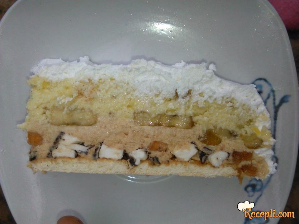 Svaštara (Posna torta)