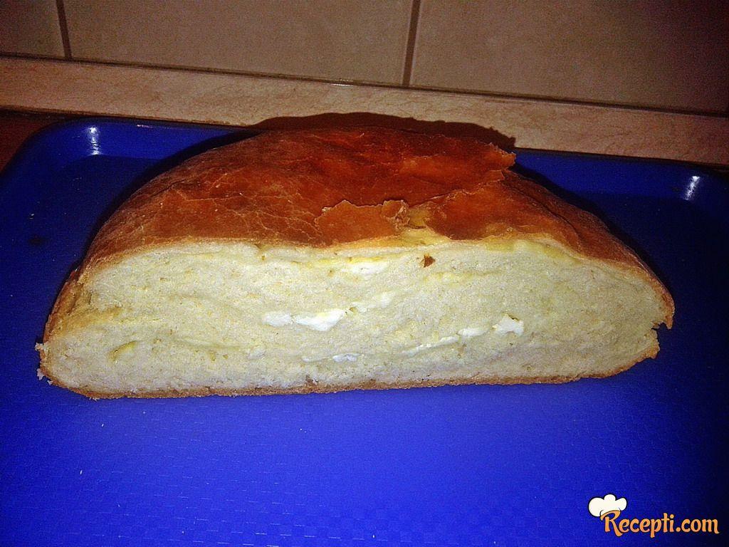 Pogača sa sirom (3)