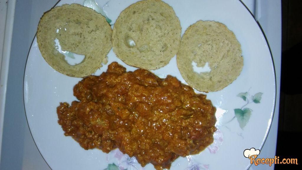 Bolonjeze sos (2)