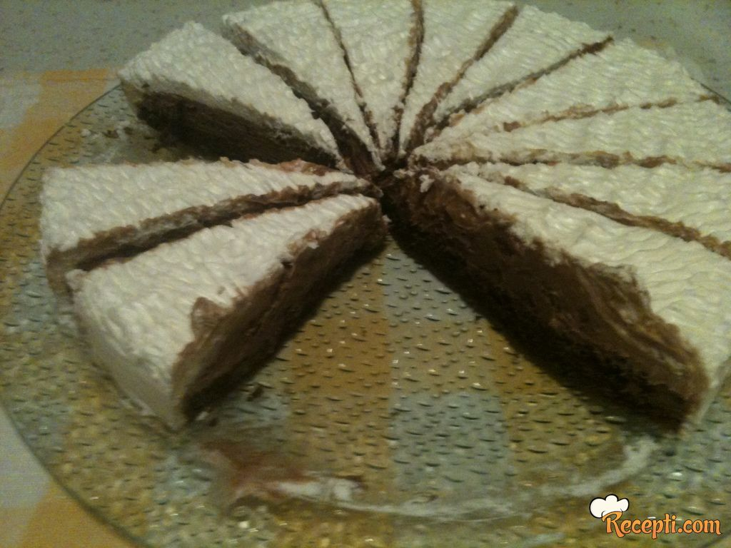 Moja čokoladna torta