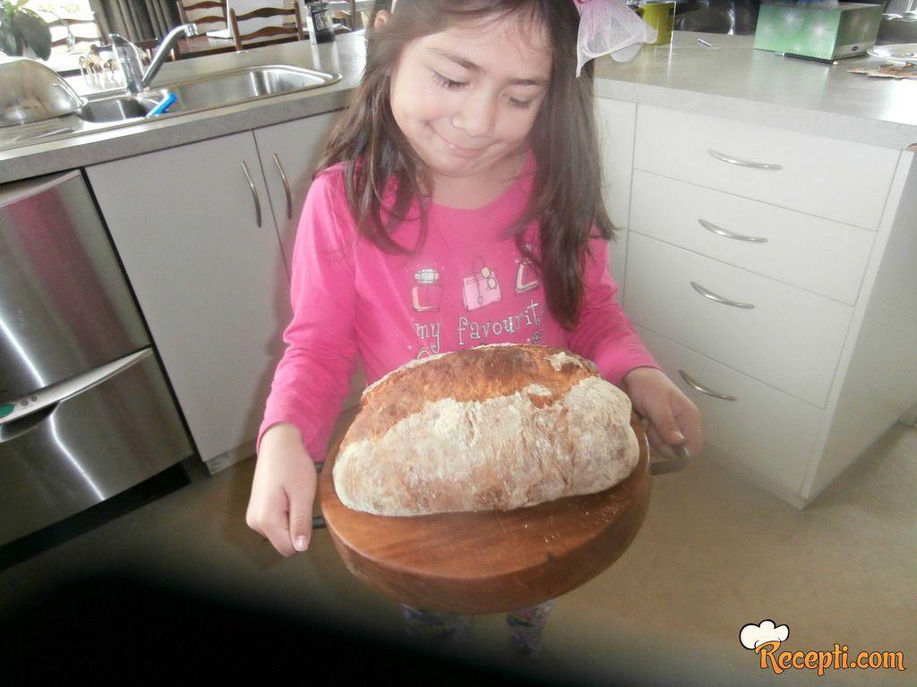 Brz domaći hleb
