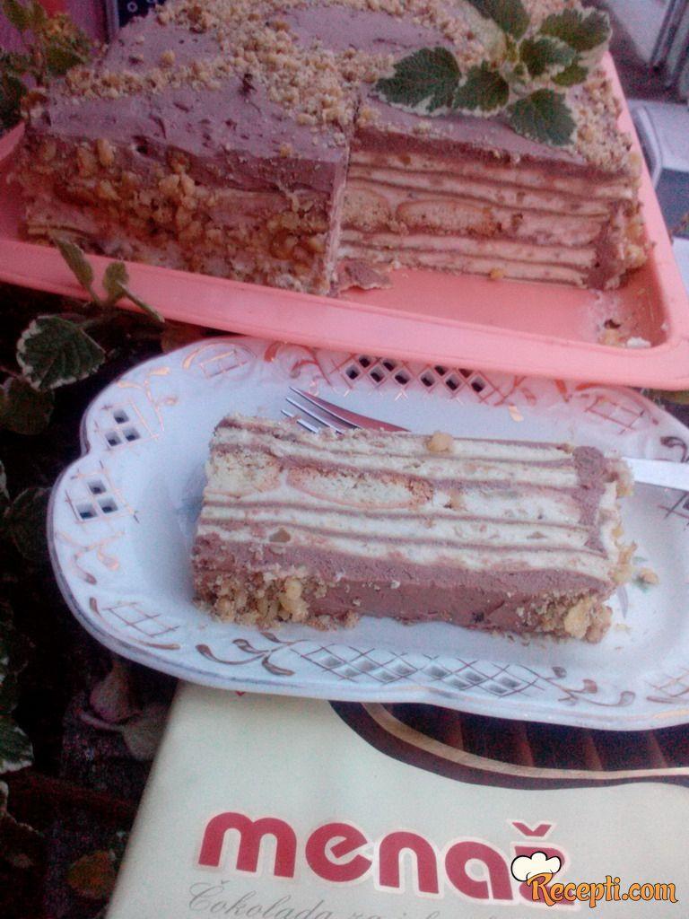 Rozen plus torta