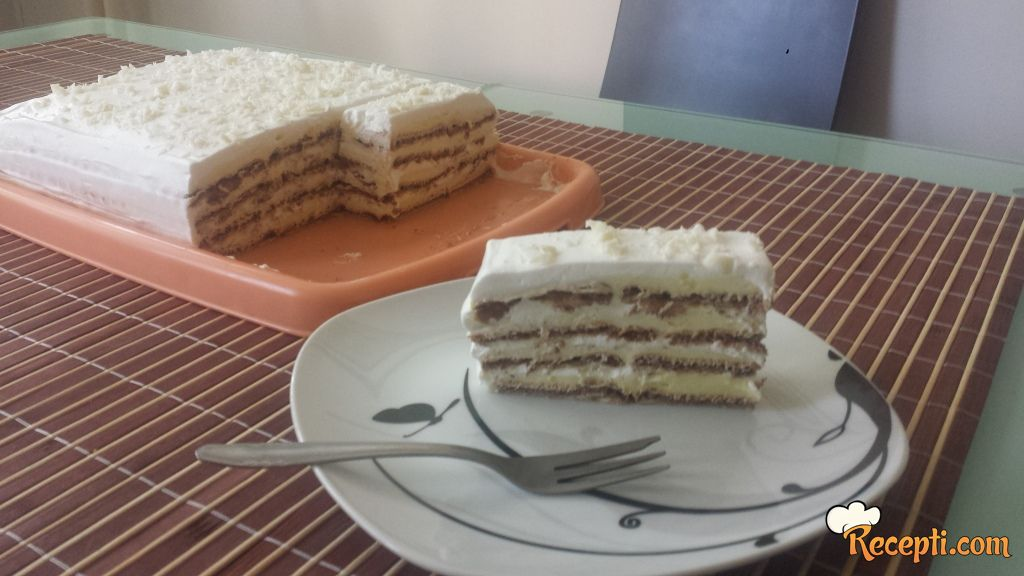 Turska keks torta