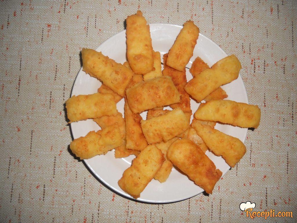 Štanglice sa sirom
