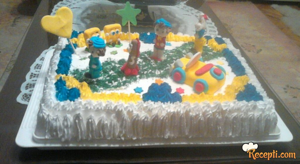 Bingo torta (9)