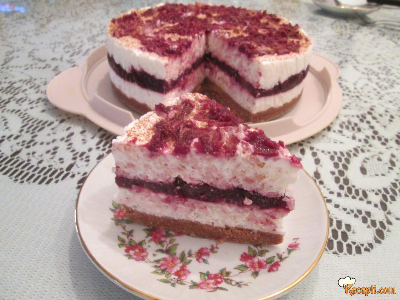 Voćna sutlijaš torta