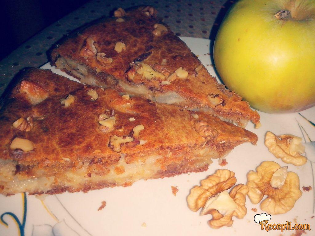 101.Jabuka-French Apple Cake