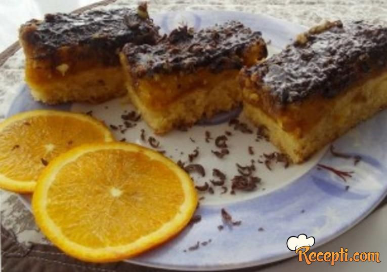 Jaffa kolač (5)