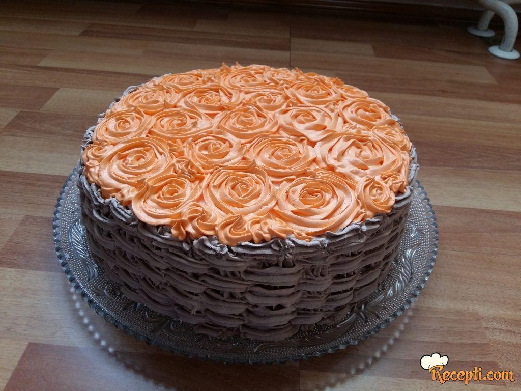 Grčka kraljica torta