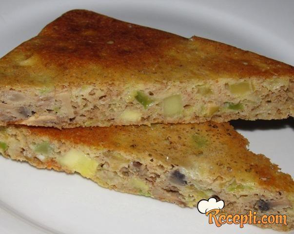 Hrono pita sa povrćem
