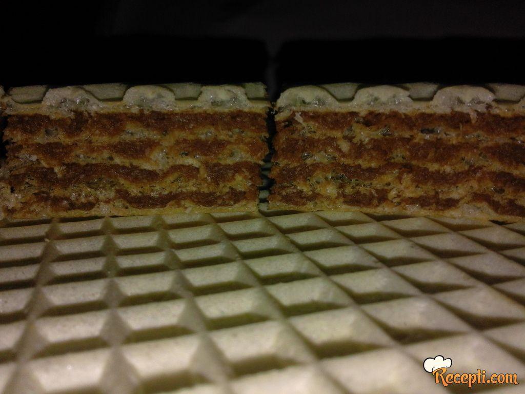 Kokos keks oblande