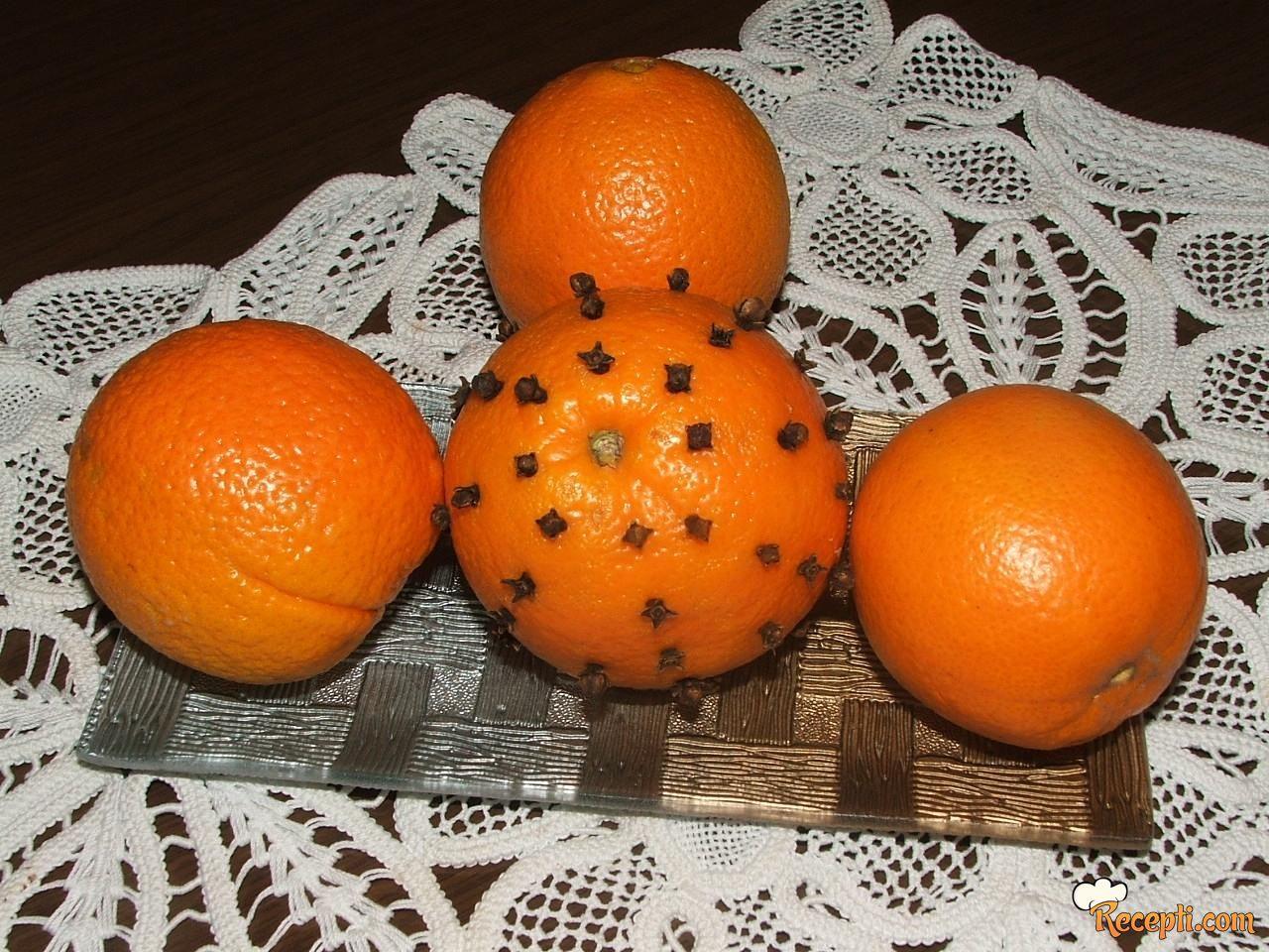 Mirisna pomorandža