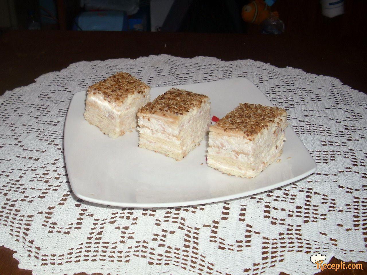 Kreker torta