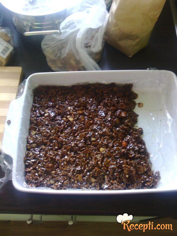 Dadine čokoladne bonžite
