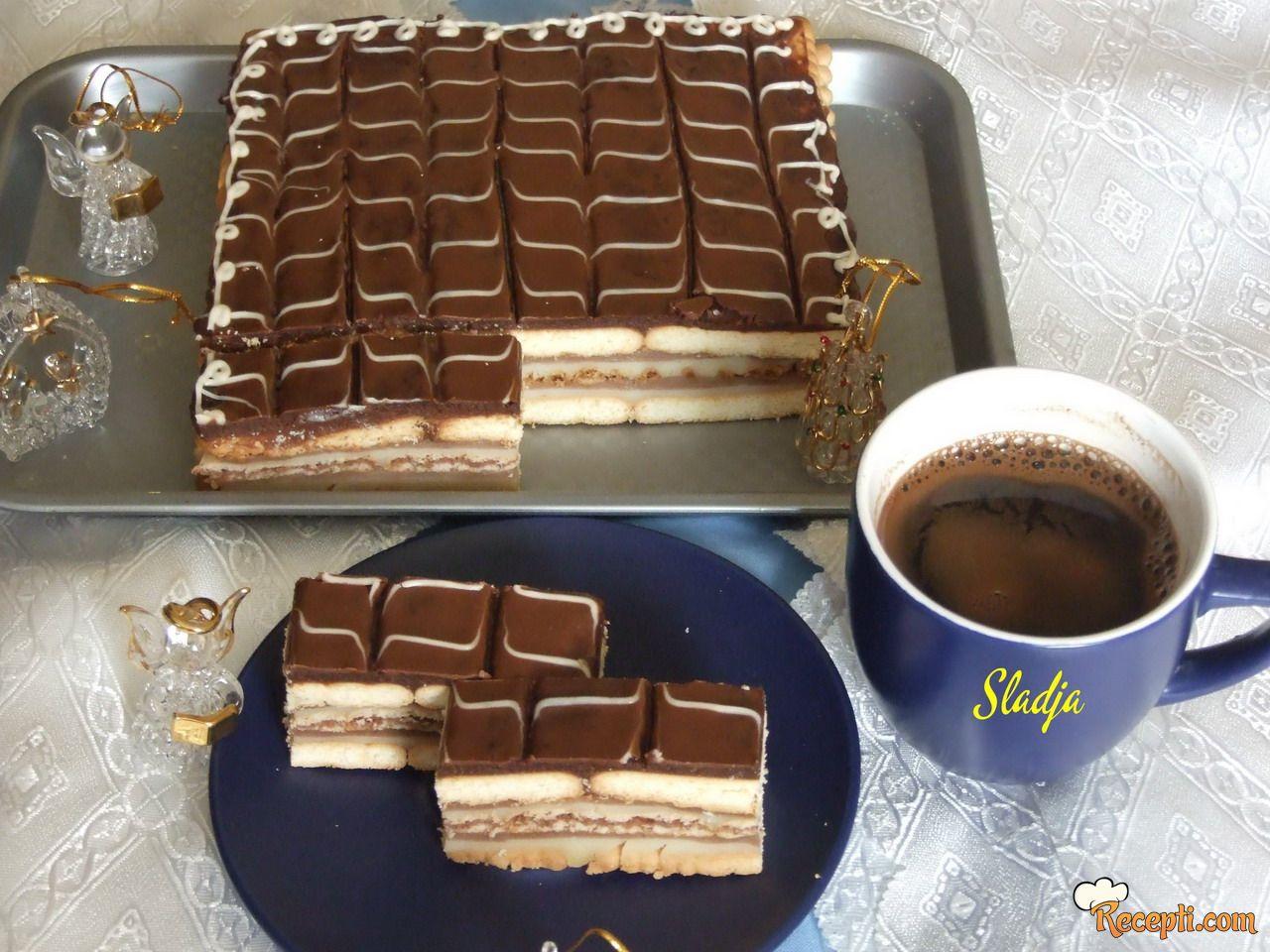 Keks kolač (3)