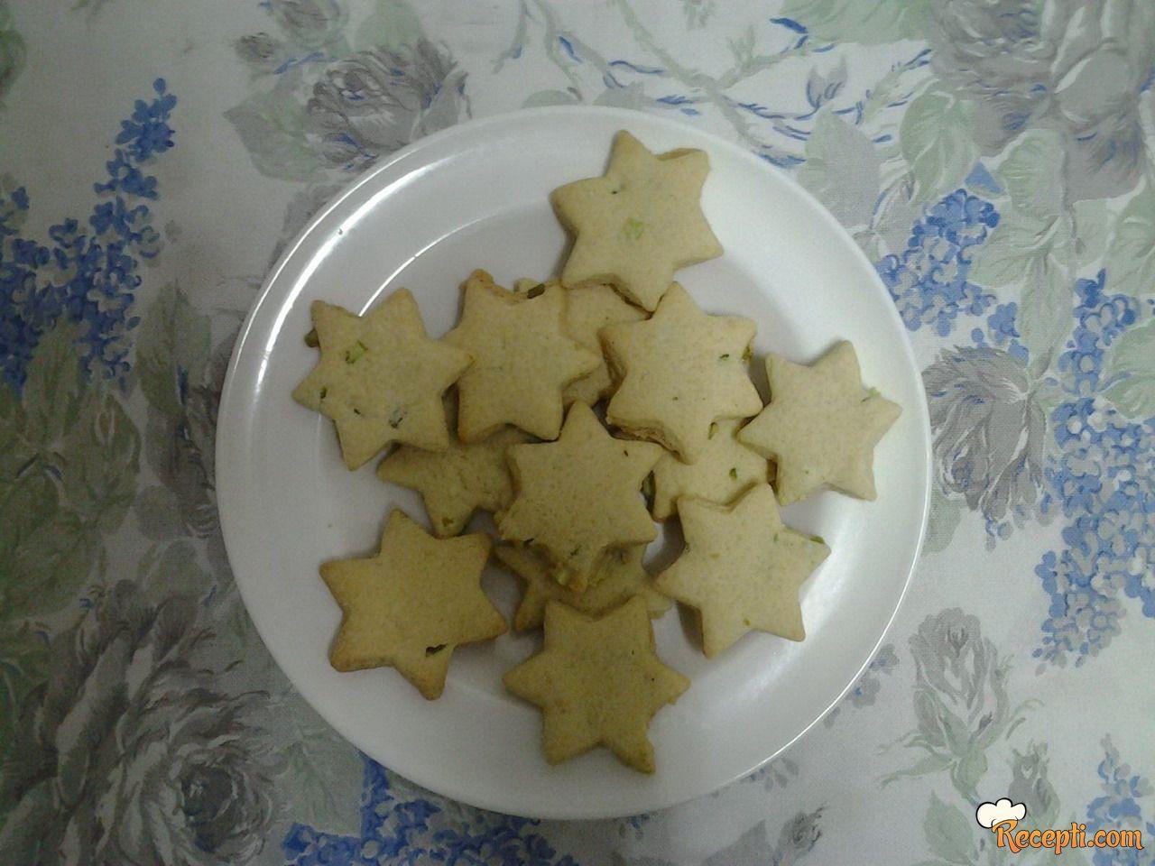 Zvezdice sa pomelom