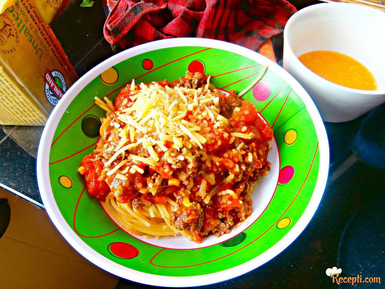 Špageti Decanjeze