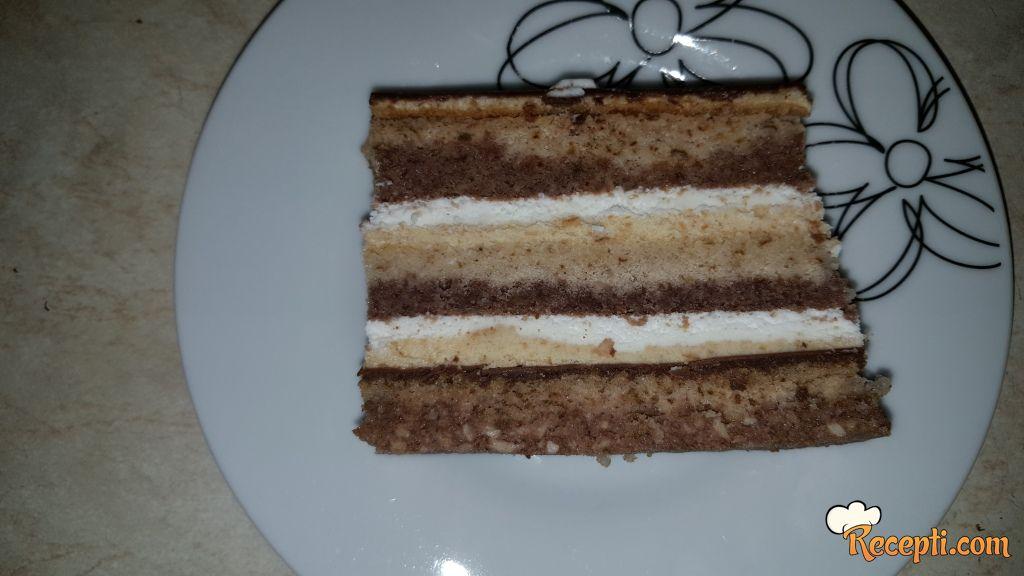 Ćoko moko torta (7)