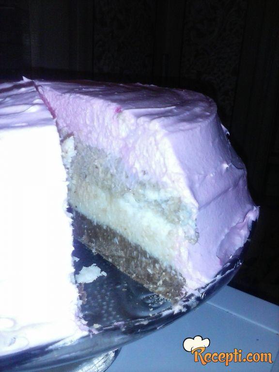 Lažna pesak torta