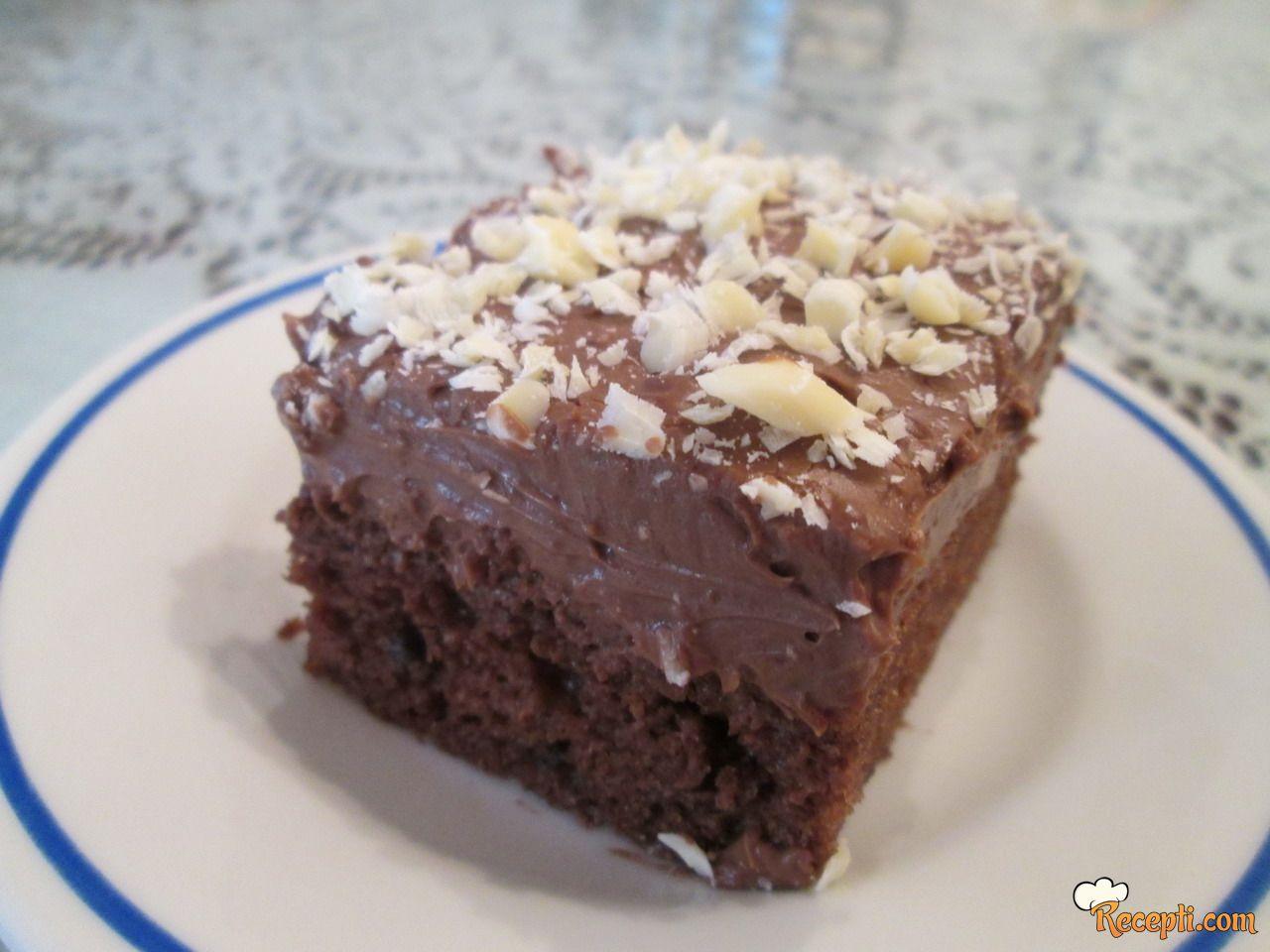 Kremaste čokoladne kocke