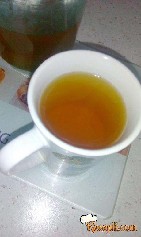 Čaj od crnog luka protiv prehlade