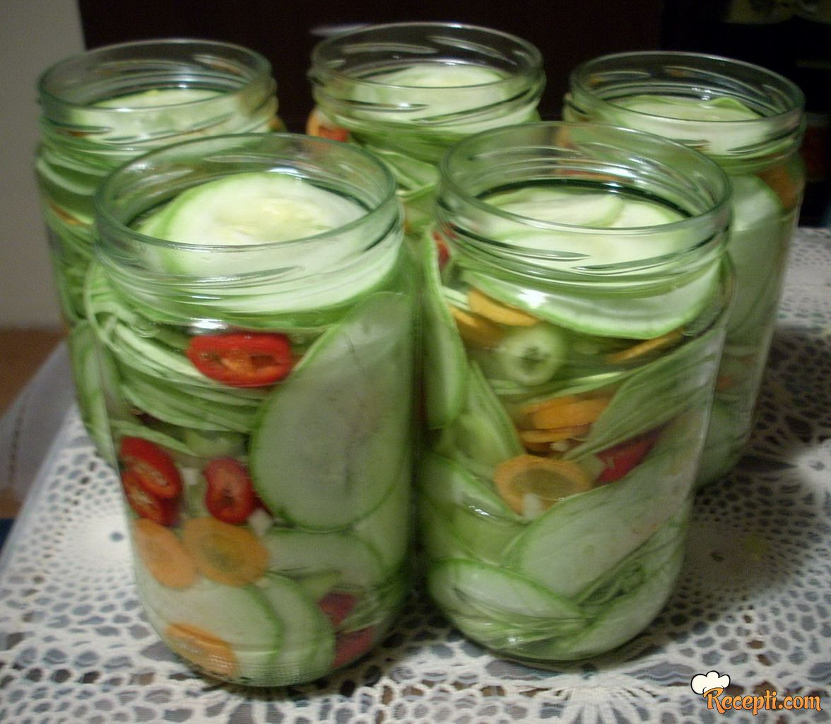 Salata od tikvica (3)