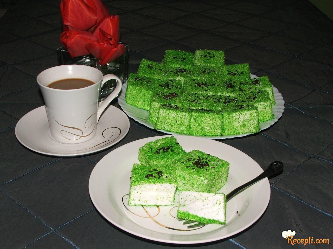 Machmalow - penasti kolač iz detinjstva