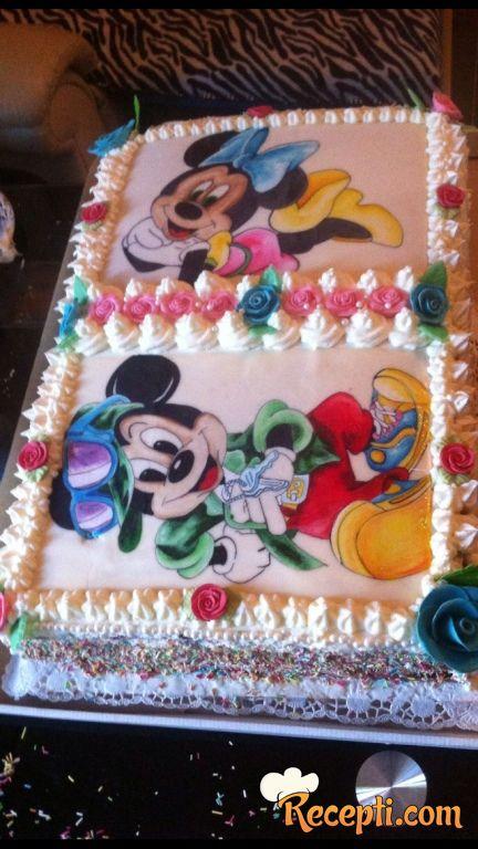 XXL Rođensanska torta