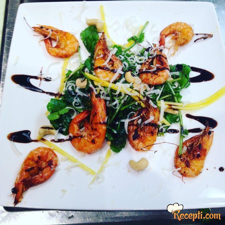 Egzotična salata