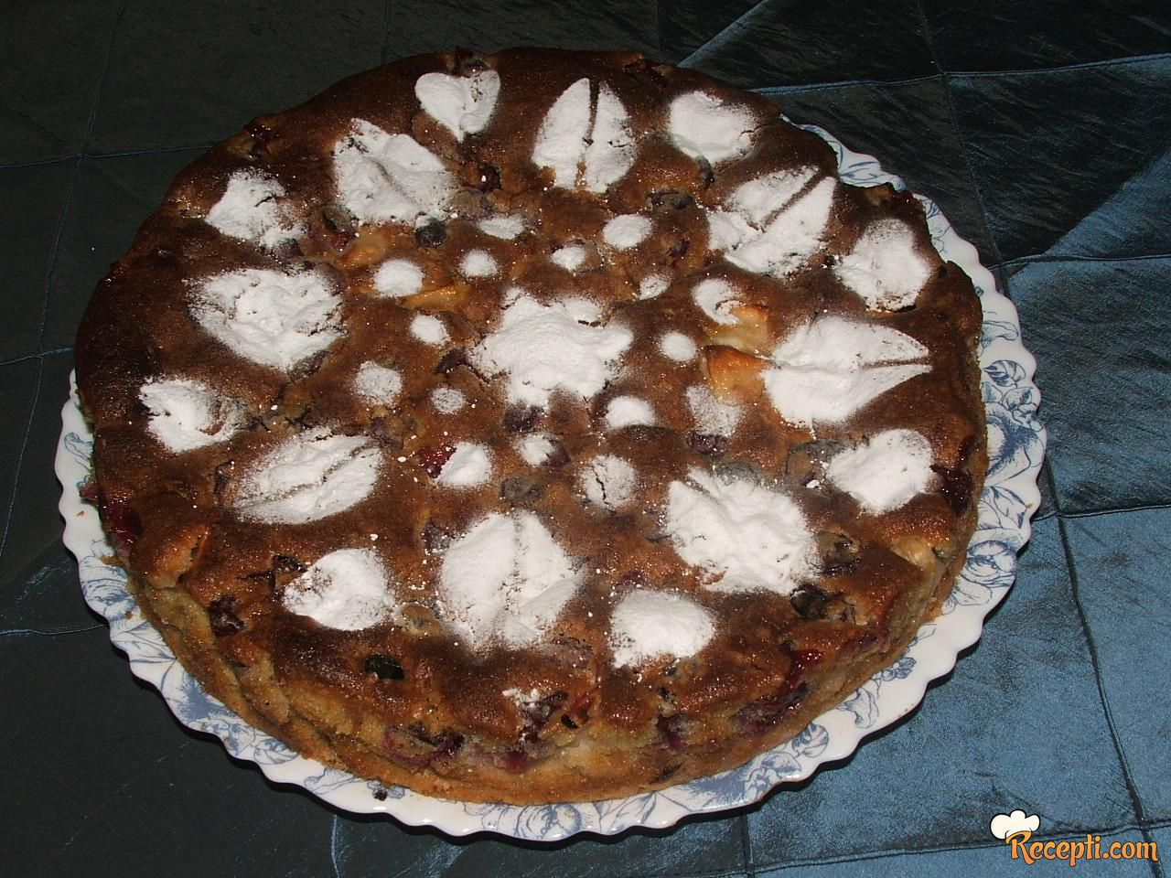 Voćno-sočni kolač