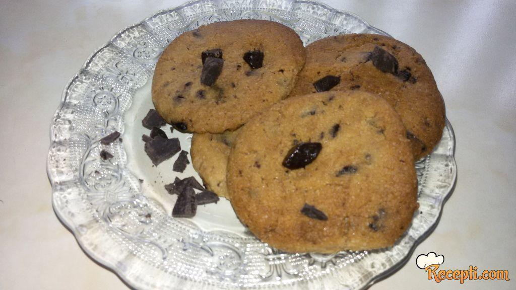 Čokoladni keksići (4)