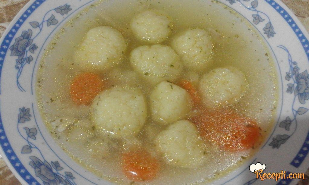 Supa sa knedlama (4)