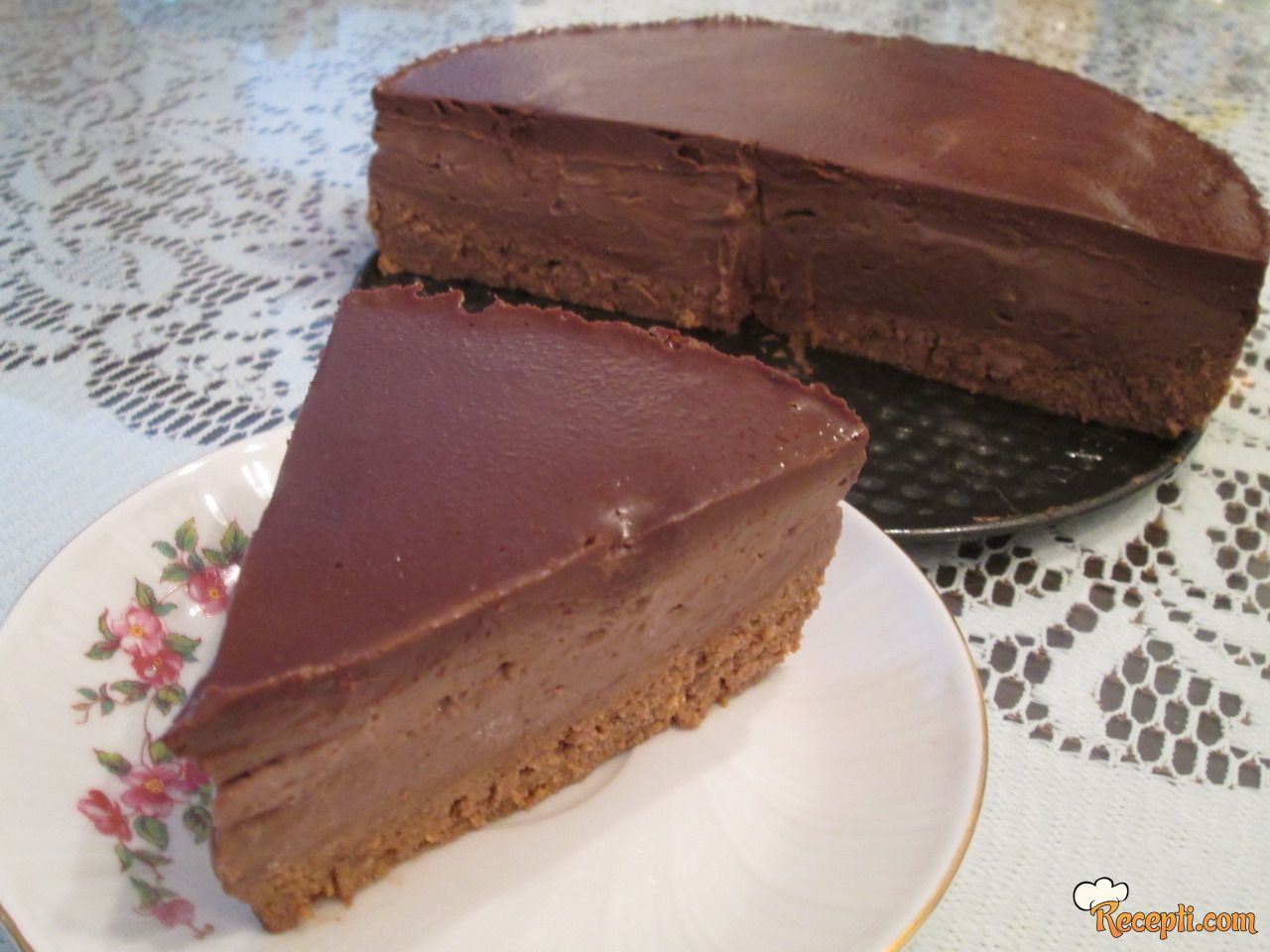 Čokoladna torta sa plazmom (2)