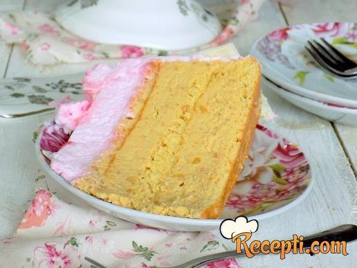 Karamel plazma torta