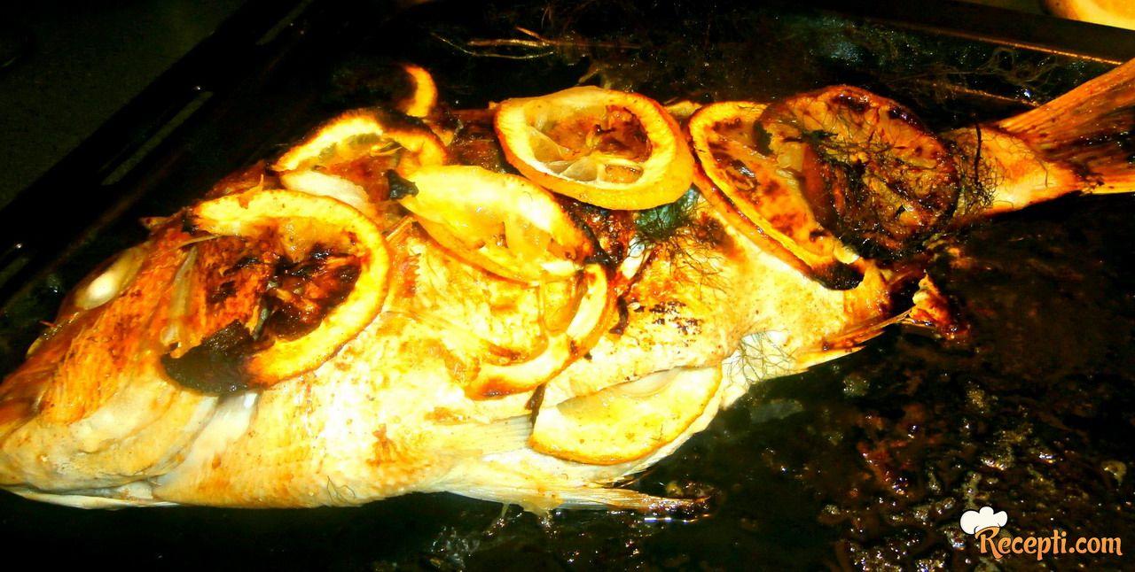 Cela riba iz rerne