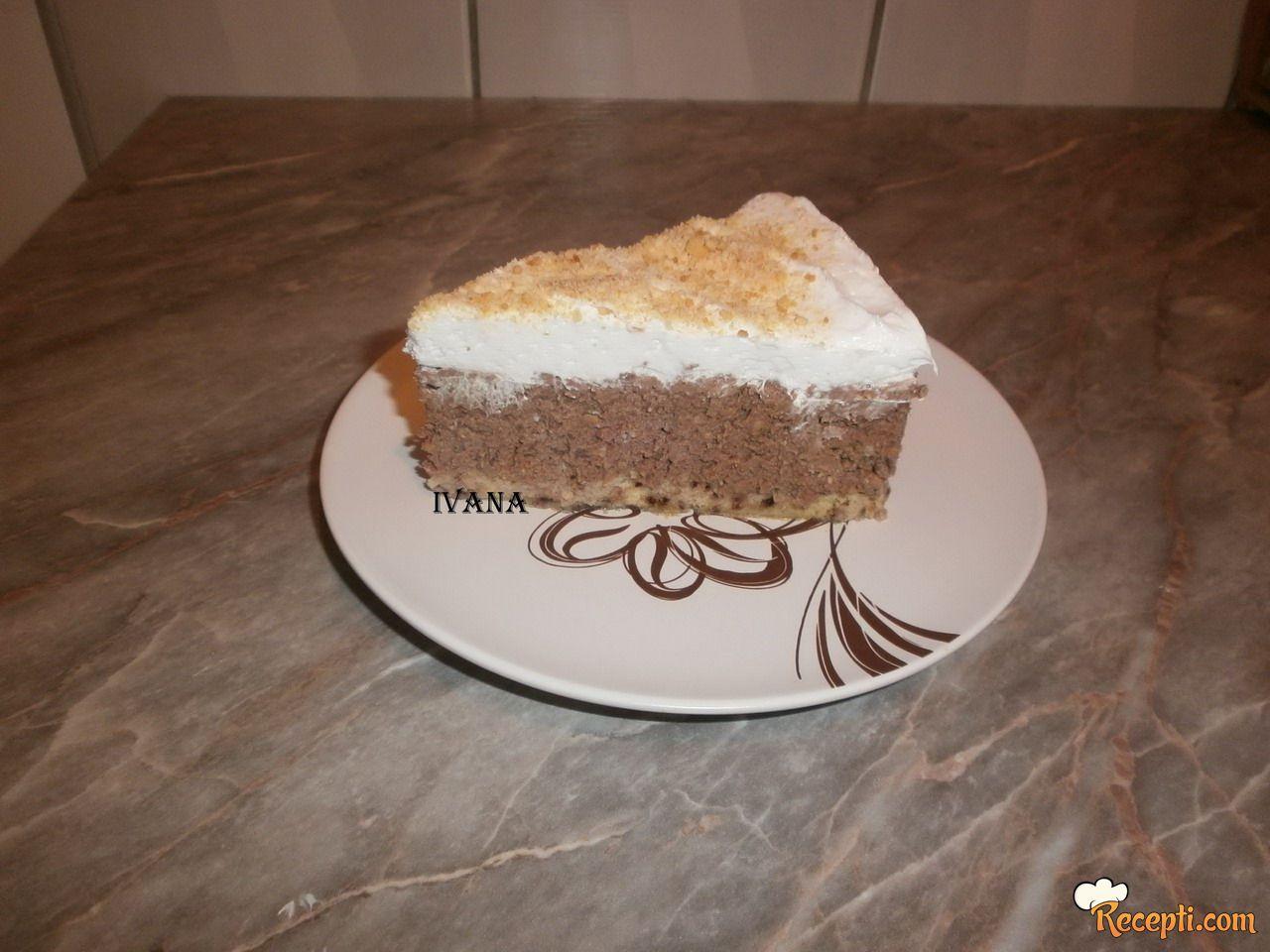 Torta sa napolitankama