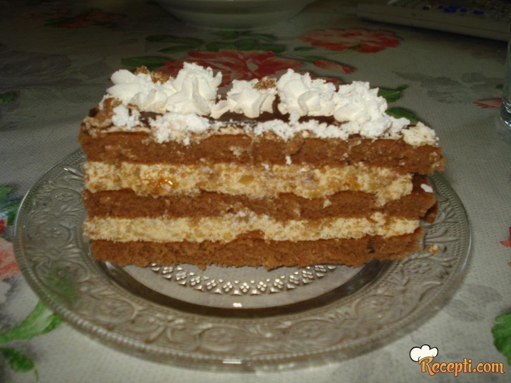 Karamel torta (5)
