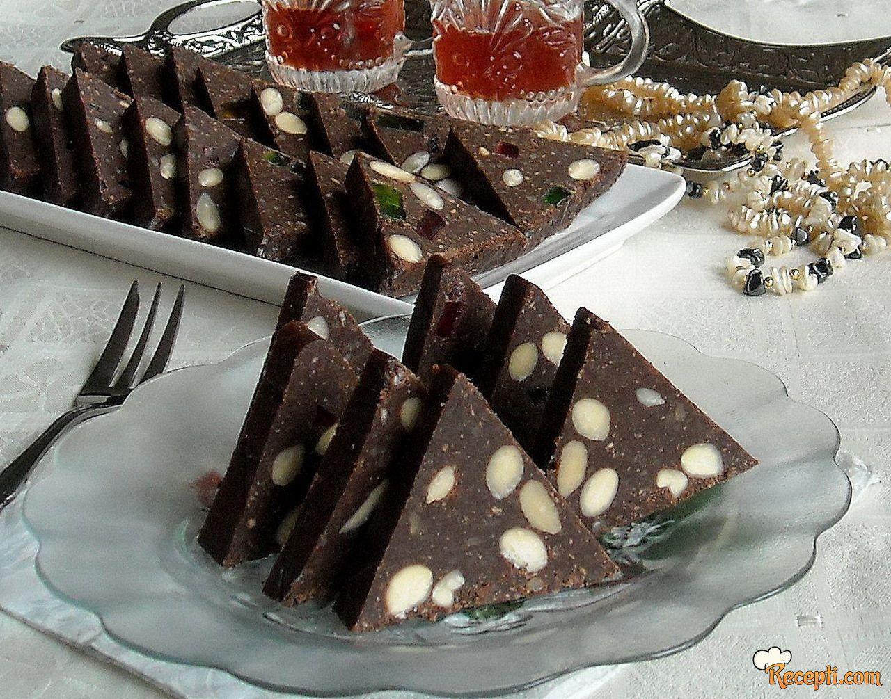 Čokoladni trokuti