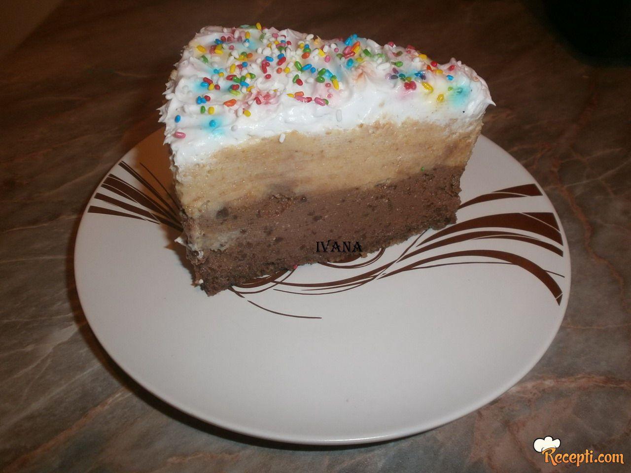 Čoko-keks torta (2)