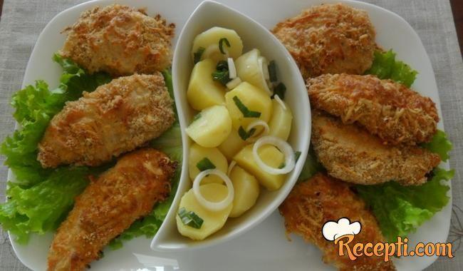 Piletina u ogrtaču
