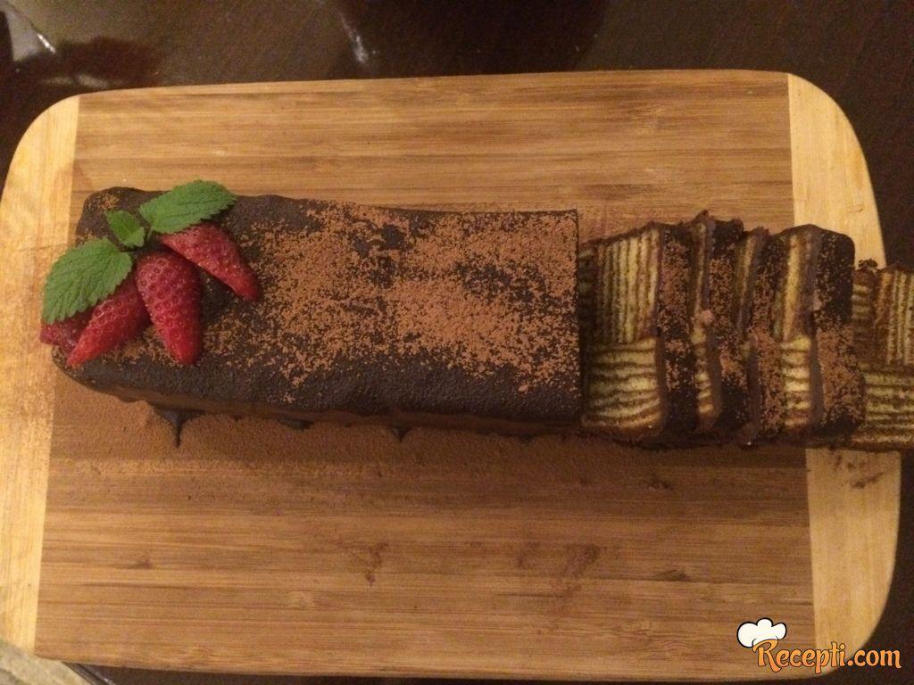 Mondrijan torta