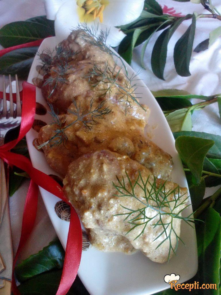 Šnicle u sosu (3)