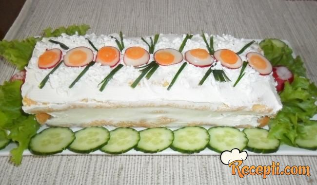 Slani kolač